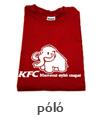 Kereknyakú és galléros pólók nagy választékban, kérjen árat reklámpóló emblémázásra!